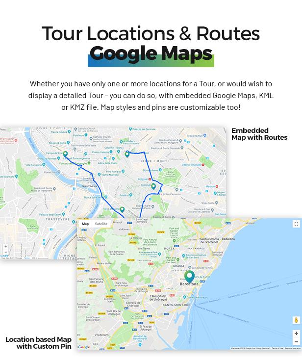 Travelicious - Thème Tour Operator - 4