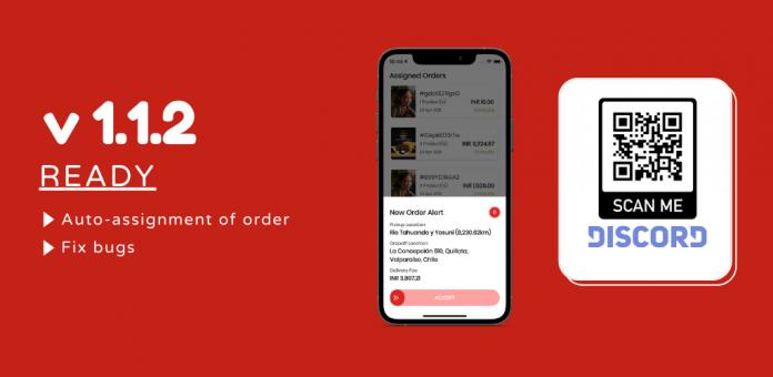 Fuodz - Application de livraison de courrier d'épicerie, de nourriture, de pharmacie + Backend + Application Driver & Vendor - 1